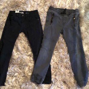 Bundle of boys pants